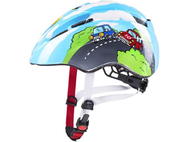 UVEX Kid 2 Helmet Barn blue